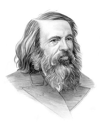Periodic Table Mendeleev